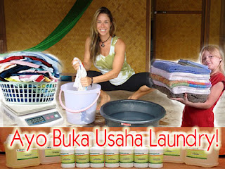 laundry, cara usaha laundry, franchise laundry, franchise laundry